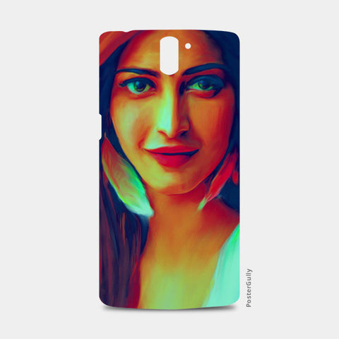 Shruti Hassan One Plus One Cases | Artist : Delusion