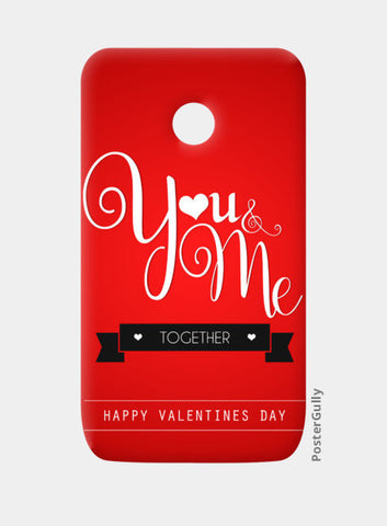 Moto E Cases, You & Me Together Moto E Cases | Artist : Swapnil Deshpandey, - PosterGully