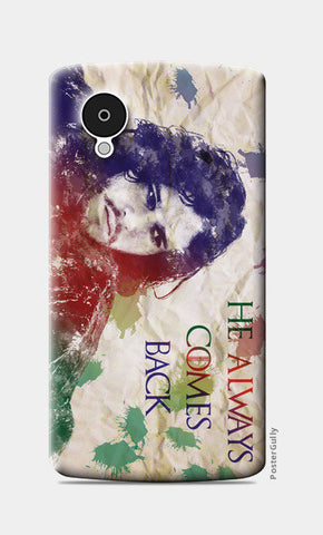 Nexus 5 Cases, Game of Thrones - Jon Snow Nexus 5 Cases | Artist : Shreya Agarwal, - PosterGully