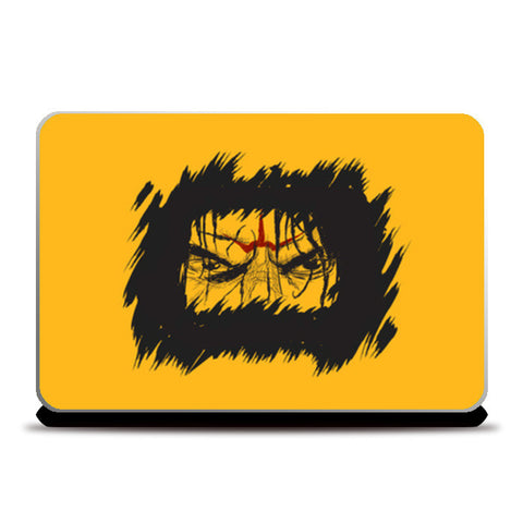 Laptop Skins, shiva's eyes Laptop Skins | Artist : desiGuy, - PosterGully