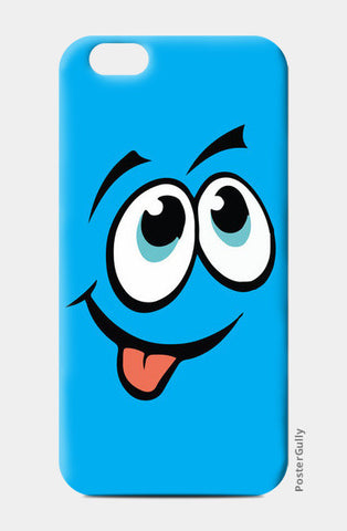 iPhone 6 / 6s, Creepy cute Monster Expression iPhone 6 / 6s Case | Mona Singh, - PosterGully