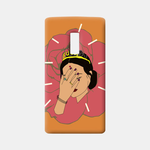 BROWN GIRL One Plus Two Cases | Artist : Jignesh Waghela