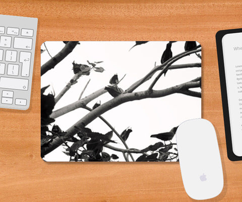 Little Birdies Mousepad | Artist : Anjuri Jain
