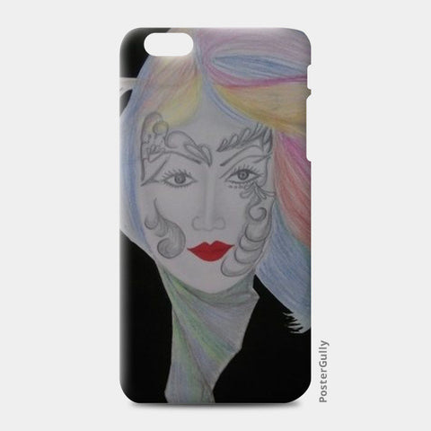 iPhone 6/6S Plus Cases, Fire iPhone 6 Plus/6S Plus Cases | Artist : Priyanka Yadav, - PosterGully