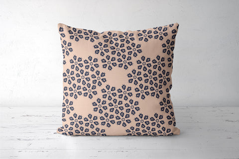 Floral Blizz.. Cushion Covers | Artist : Its ZentTangleD