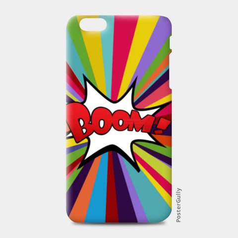 iPhone 6/6S Plus Cases, BOOM! iPhone 6/6S Plus Cases | Artist : DISHA BHANOT, - PosterGully