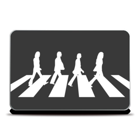 THE BEATLES  Laptop Skins | Artist : Naman Kapoor | Special Deal - Size 15.6""