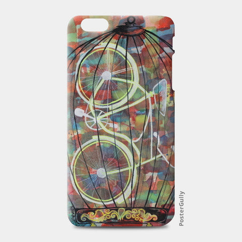 iPhone 6/6S Plus Cases, freedom Bound iPhone 6/6S Plus Cases | Artist : aakriti kapoor, - PosterGully