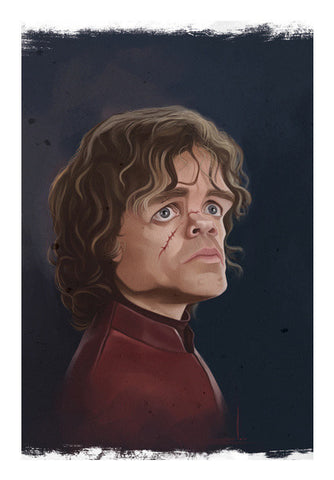Wall Art, Peter Dinklage - Caricature Wall Art | Artist : Dharmesh Prajapati, - PosterGully