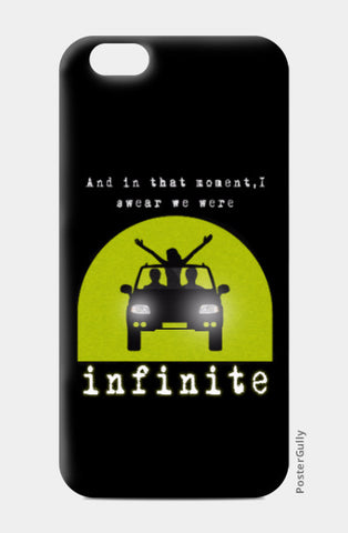 iPhone 6 / 6s, The Perks Of Being A Wallflower The Tunnel iPhone 6 / 6s Case | Artist: Shivam Dhuria, - PosterGully