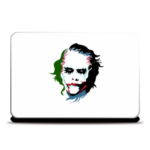 Laptop Skins, Why So Serious Laptop Skin | Artist : Prashant Negi, - PosterGully