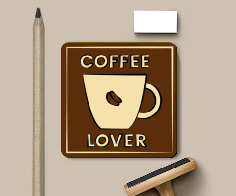 Coffee Lover Coasters | Artist : Rahul Bagdai