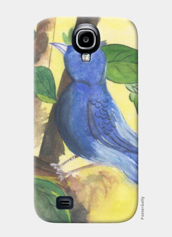 Samsung S4 Cases, Cadge Bird Samsung S4 Cases | Artist: Teena Chauhan, - PosterGully