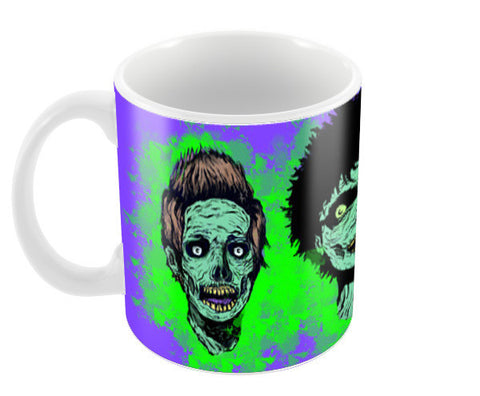 zombie greenday Coffee Mugs | Artist : Scribbles