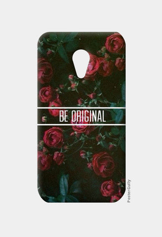 BE ORIGINAL.. Moto G2 Cases | Artist : Naman Kapoor