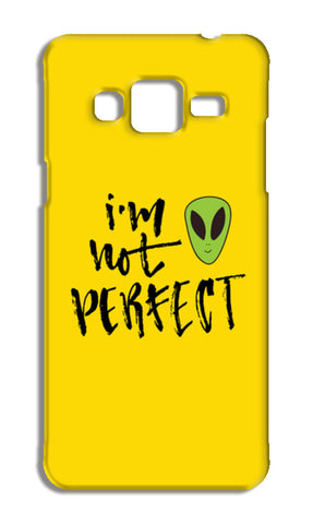 I'm Not Perfect Samsung Galaxy J3 2016 Cases | Artist : Inderpreet Singh