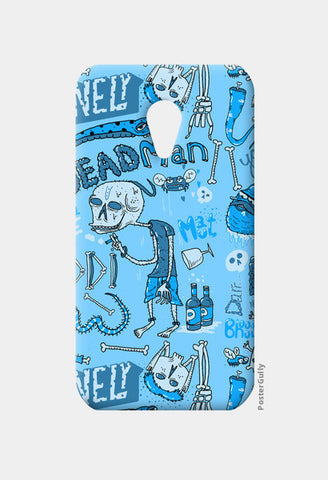 Dead pattern Moto G2 Cases | Artist : Aroop Mishra