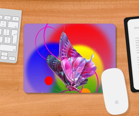 Butterfly in Dream Mousepad | Artist : Amar Singha