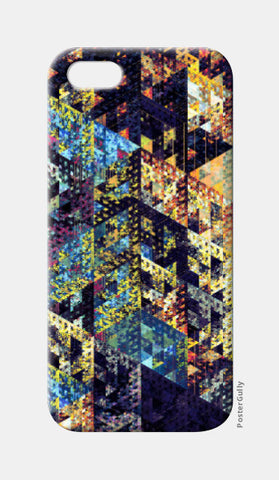 iPhone 5 Cases, TrianGular iPhone 5 Case | Artist: Manju Nk, - PosterGully