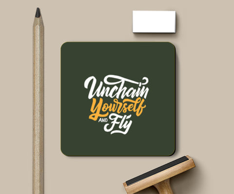 Unchain Yourself And Fly Coasters | Artist : Inderpreet Singh