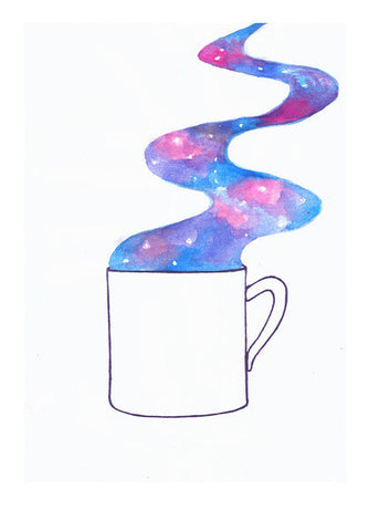Wall Art, Coffee magic poster Wall Art | Artist : Anjali Nilakantan, - PosterGully