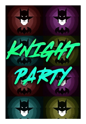 Wall Art, Knight Party Wall Art | Artist : Jax D, - PosterGully