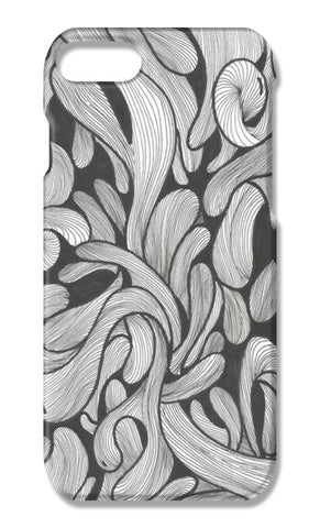 Abstract doodle iPhone 7 Plus Cases | Artist : Raj Patel