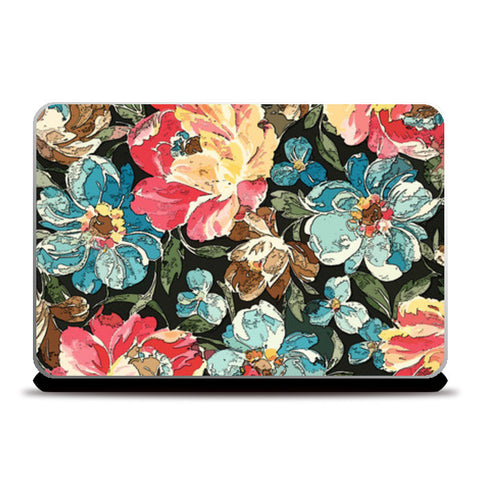 Laptop Skins, Flower Painting Laptop Skin | Prakash Raman, - PosterGully