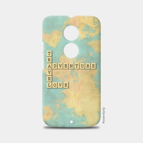 Travel Adventure Love Moto X2 Cases | Artist : safira mumtaz