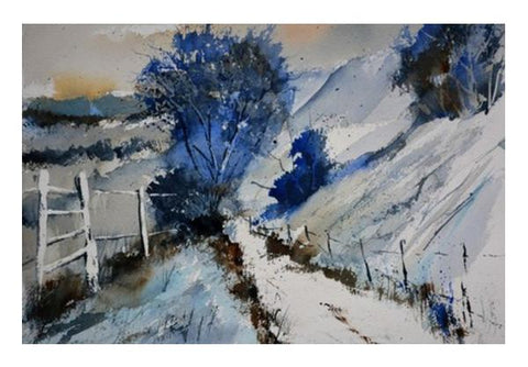 PosterGully Specials, watercolor 512150 Wall Art | Artist : pol ledent | PosterGully Specials, - PosterGully