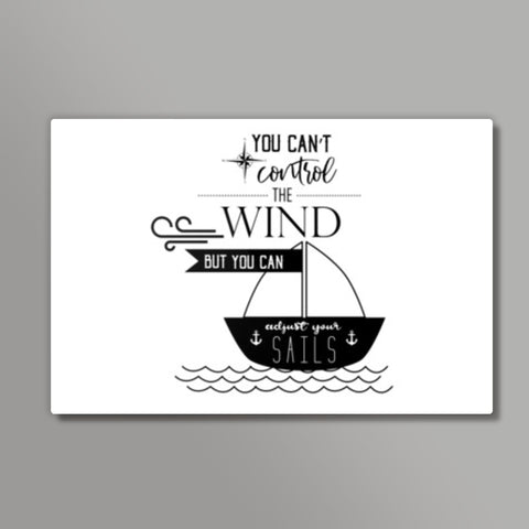 Motivation Quote Metal Prints | Artist : Kinjal Waghela