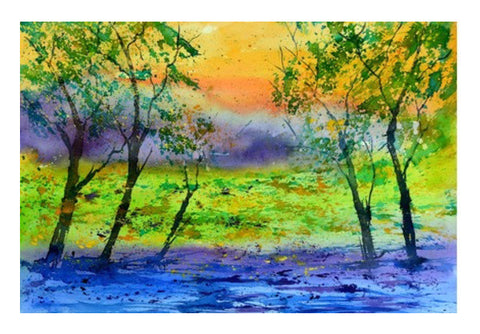 Watercolor 68613080 Art PosterGully Specials