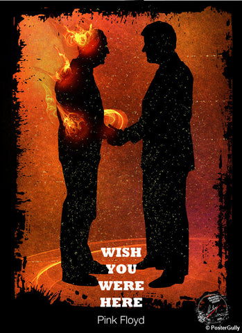 Wall Art, Wish You Were Here Artwork | Artist: Devraj Baruah, - PosterGully - 1