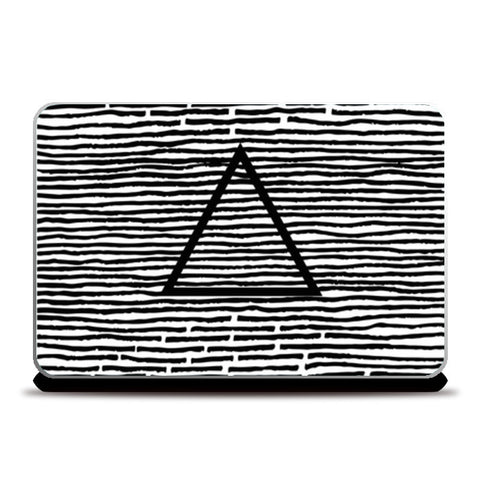 Laptop Skins, Triangle Laptop Skin | Artist: Anahat Kaur, - PosterGully