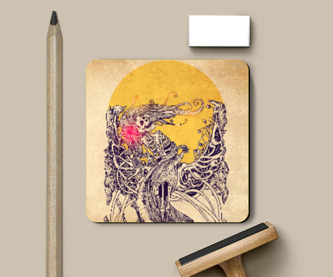 Coasters, The Revival Coaster | Monisha Miriam, - PosterGully