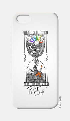 Pink Floyd - Time iPhone 5 Cases | Artist : Bibek Das