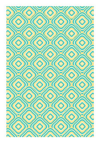 PosterGully Specials, Retro geometric style pattern Wall Art | Artist : Designerchennai, - PosterGully