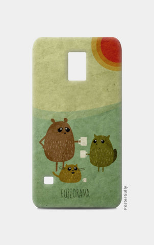 Samsung S5 Cases, Coffee Break Samsung S5 Case | Artist: Alessandro Formigoni, - PosterGully