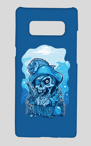 Cartoon Pirates Samsung Galaxy Note 8 Cases | Artist : Inderpreet Singh