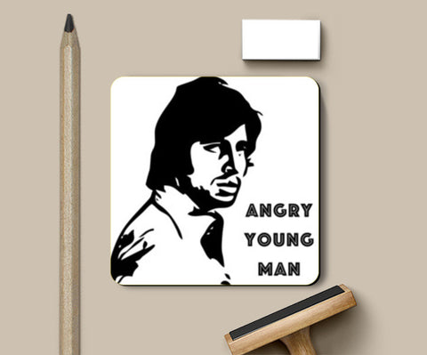 Coasters, Amitabh Coasters | Artist : Delusion, - PosterGully