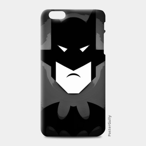 iPhone 6/6S Plus Cases, Mr. Bat Black iPhone 6 Plus/6S Plus Cases | Artist : Jax D, - PosterGully