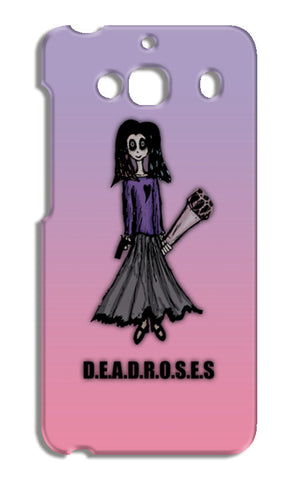 Deadroses Redmi 2 Cases | Artist : Sidhant Sharma