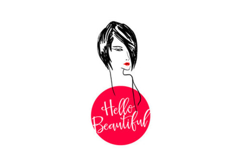 Hello Beautiful Art PosterGully Specials