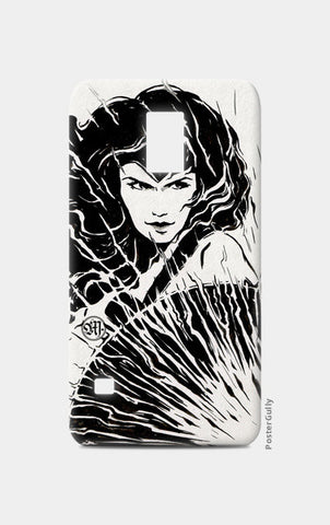 Wonder Woman fan art Samsung S5 Cases | Artist : Monisha Miriam