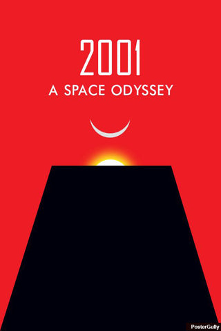 Wall Art, A Space Odyssey Artwork | Artist: Loco Lobo, - PosterGully - 1
