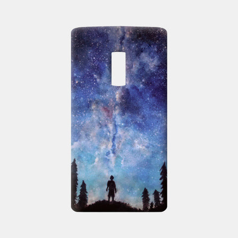 One Plus Two Cases, A quiet darkness One Plus Two Cases | Artist : Sukanya Chakraborty, - PosterGully