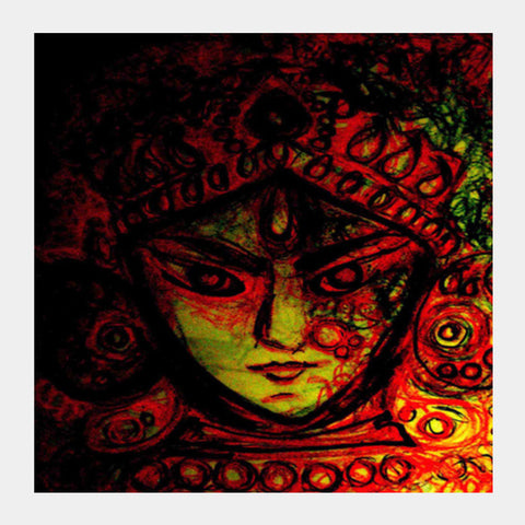 Square Art Prints, Kali Square Art Prints | Artist : Strawberry Swing, - PosterGully