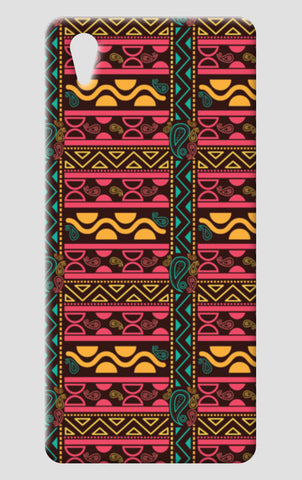 Abstract geometric pattern african style One Plus X Cases | Artist : Designerchennai
