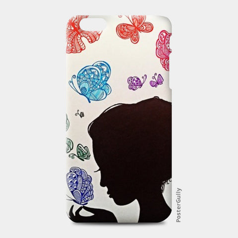 Girl iPhone 6 Plus/6S Plus Cases | Artist : Prasun Balasubramaniam