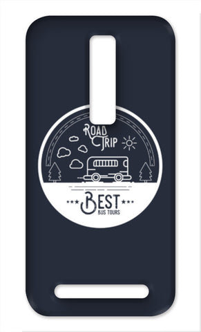 Best Bus Tours Asus Zenfone 2 Cases | Artist : Designerchennai